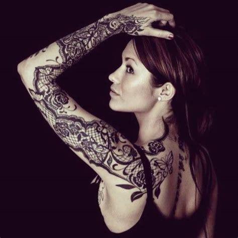 Tatouage Femme Bras  33 Modéles De Tattoo Sexy Et Jolis