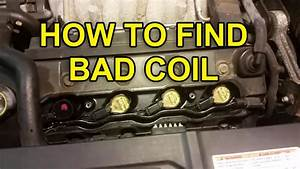 How To Diagnose And Replace Bad Coil  Ford 4 6l