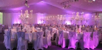 Marquee Ceiling Decorations by Wedding Venue Decoration Ideas Romantic Decoration