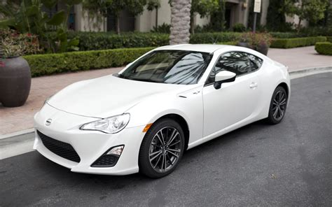Scion Frs 2013 by Scion Frs 2013 White