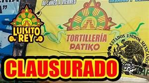 Luisito Rey Demanda Tortillería Sketch YouTube