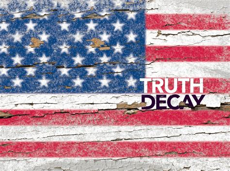truth decay  initial exploration   diminishing