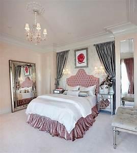 Chambre Rose Pale : 20 designs splendide de chambre ado fille ~ Melissatoandfro.com Idées de Décoration