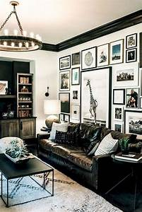Schwarz Weiß Wohnzimmer : 50 moderne zeitgen ssische schwarz wei wohnzimmer 5 wohnzimmer ideen ~ Orissabook.com Haus und Dekorationen