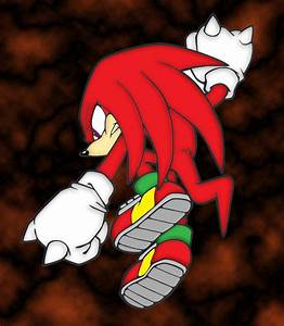 Knuckles the Echidna by supersmashbro5031 on deviantART