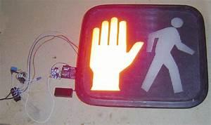 Don U0026 39 T Walk  Controlling A Pedestrian Sign With An Arduino