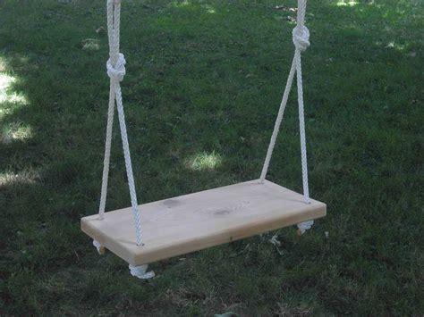 Swing Swing by Tree Swing Hometown Swing Co