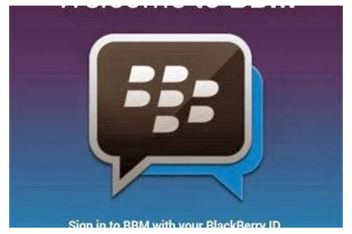 download bbm limited for android apk