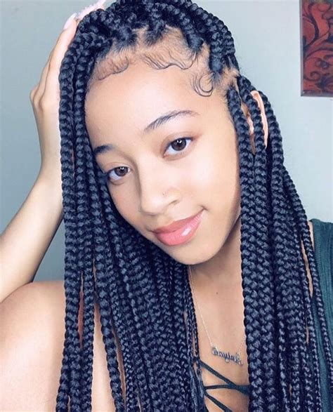 box braids protective hairstyles braided hairstyles