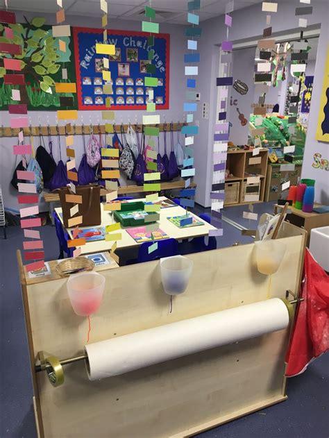 650 best classroom centers images on 678 | 99816b35b531260e841d10210b835eca eyfs creative area classroom setup