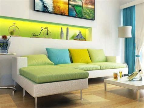wanddeko wohnzimmer dekorative wandnischen archzinenet