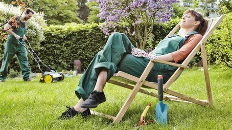 Pflegeleichter Garten Einen Garten Für Faule Anlegen