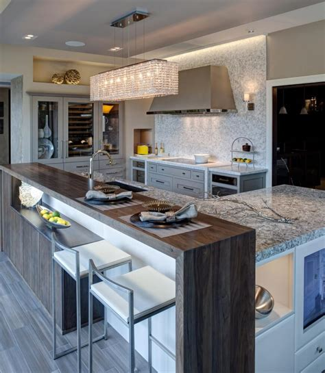 contemporary kitchen islands 32 magnificent custom luxury kitchen designs by drury design