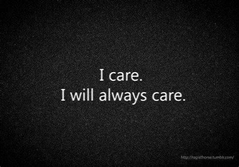 Over Caring Quotes Tumblr
