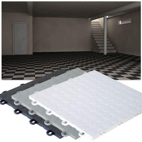 Basement Tiles Interlocking Polymer Base Floor