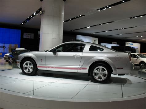 2009 Ford Warriors In Pink Mustang Live Photo Gallery