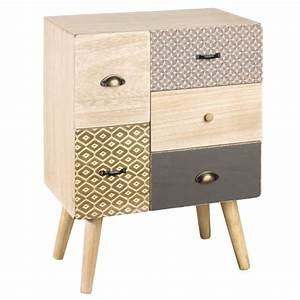 Maison Du Monde Petit Meuble : meuble rangement petite ~ Dailycaller-alerts.com Idées de Décoration