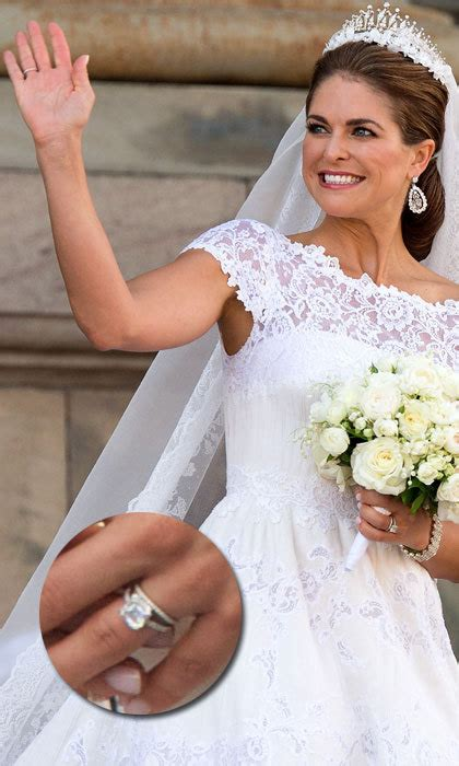 royal wedding rings kate middleton queen letizia