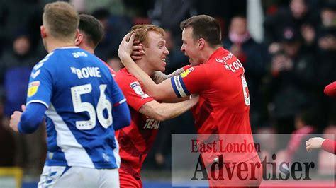 Injury-time Danny Johnson goal earns Leyton Orient 3-2 win ...