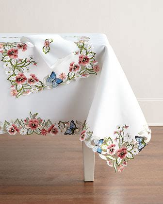 table linens at horchow