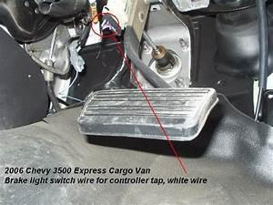 Trailer Brake Controller Install In A 2006 Chevy Express