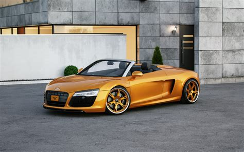 Audi R8 Custom Wheels Wheelsandmore 6sporz² 20x95, Et