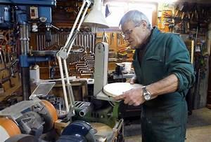 Touret D Affûtage : ateliers des lecteurs l 39 atelier de raymond bois le bouvet ~ Premium-room.com Idées de Décoration