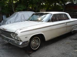 chucks corvette 1962 chevy impala keiths auto restoration and rod shop