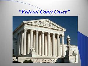 disagreements between state and federal governments