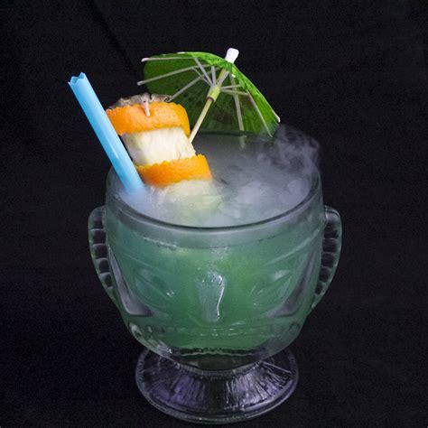 tiki drinks new tiki drink the tiki tree viper by rated r cocktails the pegu blog