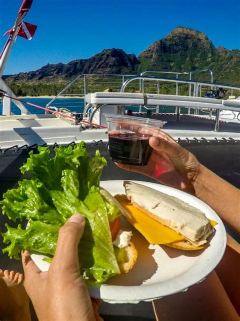Kauai Boat Tours by A Day At Sea Kauai Boat Tours