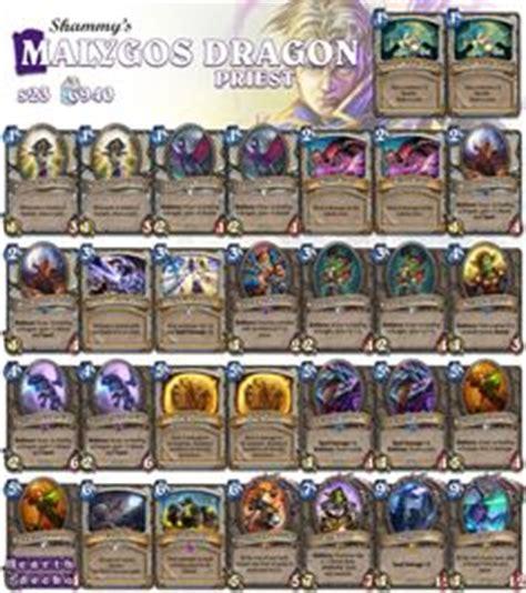 hearthstone malygos deck priest hearthstone decks on decks rogues and warriors