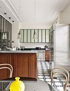 decorating parisian style chic modern apartment by sandra With kitchen colors with white cabinets with map of paris wall art