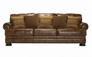 A review on natuzzi chesterfield and ashley leather sofas for Ashley leather sofa