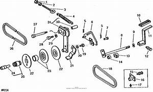 32 John Deere 212 Parts Diagram