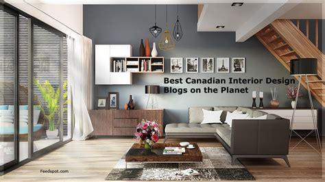 top  canadian interior design home decorating blogs