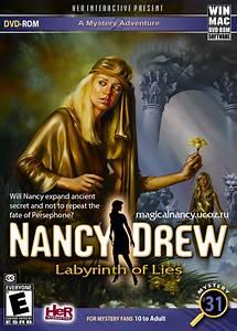 Nancy Drew Labyrinth Of Lies Download Free Full Game