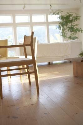 wood chairs  scratching floors ehow