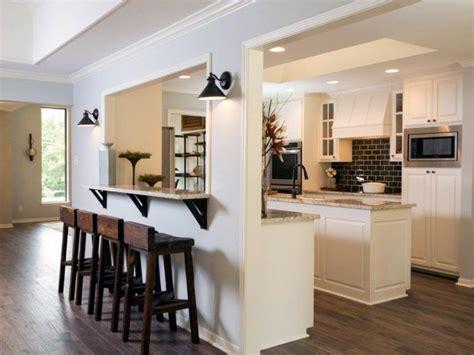 comment meubler votre cuisine semi ouverte cuisine semi