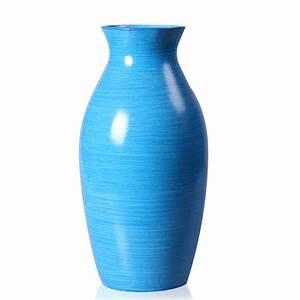 Wood Vase Wayfair