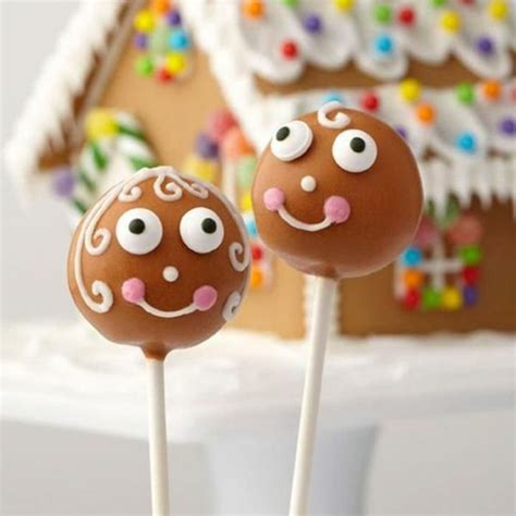 einfache cake pops 1001 ideen und beispiele f 252 r cake pops rezepte gingerbread cake pops cake pops rezept und