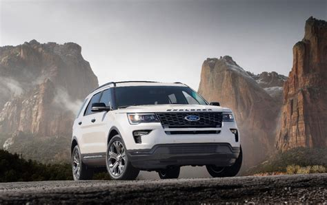 ford explorer gas mileage  car connection
