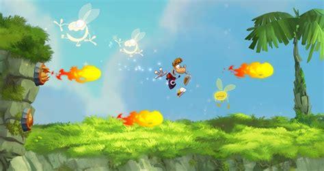 Rayman Jungle Run Games Asylum