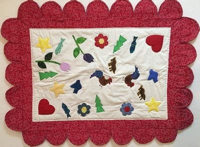 the keeping quilt storybook template