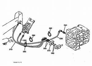 B01600 Hydraulic Hose Hyd Outlet Block  Hydraulic System