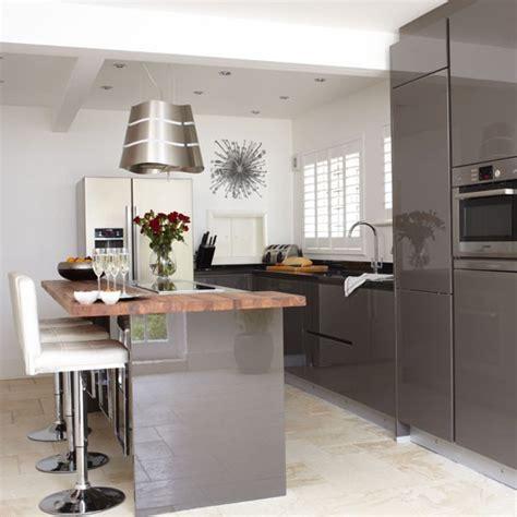 modern grey kitchen designs mad about grey kitchens 7628