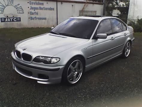 Bmw 3 Series 330i 2002  Auto Images And Specification