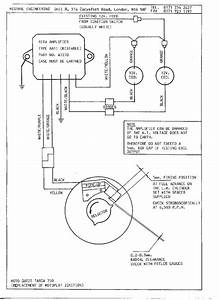 Wiring Diagram For Lucas Ab 15 Electronic Ignition