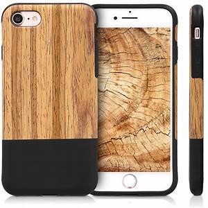 Silikon Für Holz : handyh lle f r apple iphone 7 8 h lle handy case holz cover silikon schutzh lle ebay ~ Frokenaadalensverden.com Haus und Dekorationen
