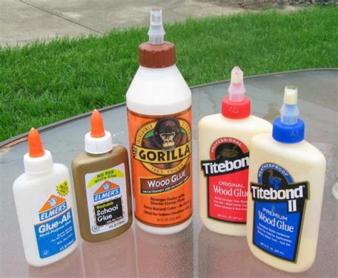 woodwork woodworking glue types  plans